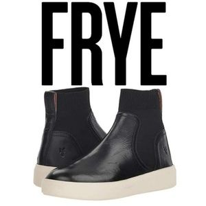 Frye Shoes | Nwot Brea Chelsea Black